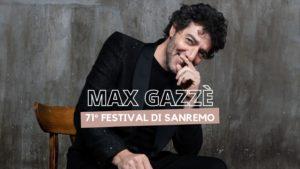 Max Gazzè Sanremo 2021
